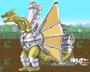 Godzilla Arcade Game - Mecha Ghidora