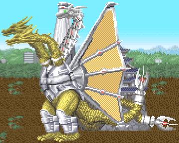 File:Godzilla Arcade Game - Mecha Ghidora.png