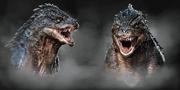 Concept Art - Godzilla 2014 - Godzilla 12