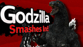 Super Smash Bros Godzilla 1989