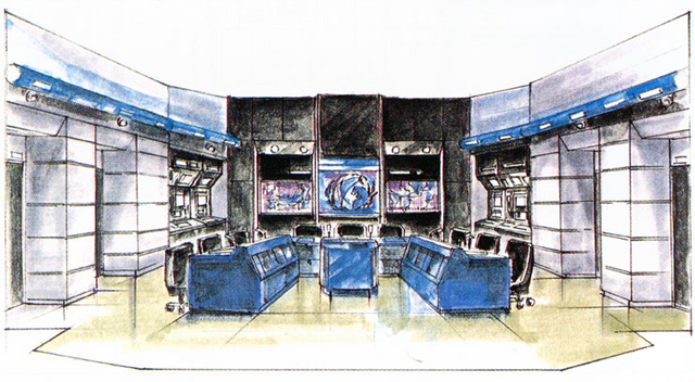 File:Concept Art - Godzilla vs. MechaGodzilla 2 - G-Force Command Center 1.png