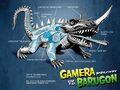 GAMERA SHOUT FACTORY - Barugon Anatomy