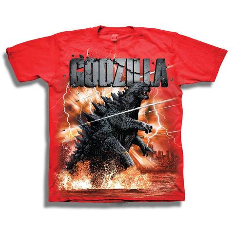File:Godzilla 2014 Merchandise - Clothes - Fire Boys Short Sleeve.jpg