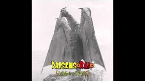 DaisensoRado - Rodan (1964-1965)