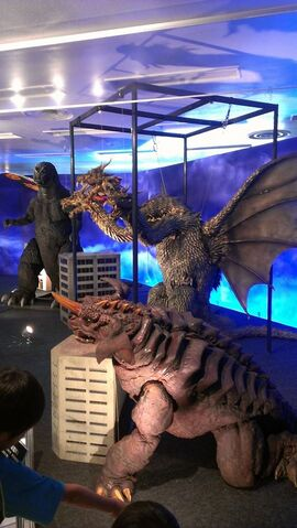File:Great Godzilla 60 Years Special Effects Exhibition photo by Joseph Ruleau - Sokogeki.jpg