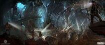 Concept Art - Godzilla 2014 - Kan Muftic 5