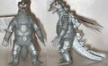 Bandai Japan 2002 Movie Monster Series - MechaGodzilla 1975