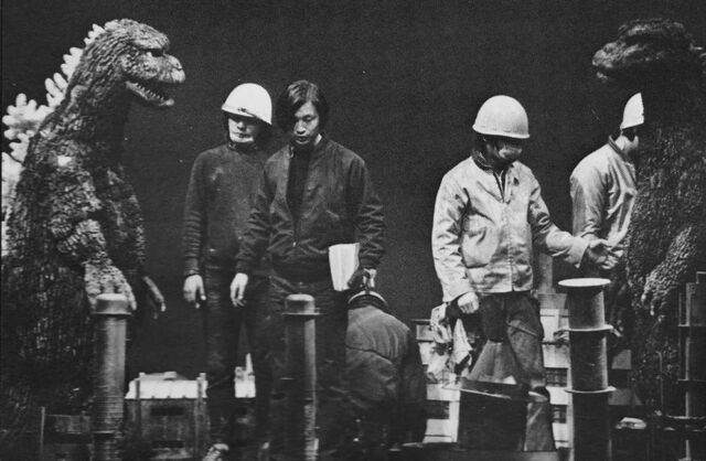 File:GVMG - Godzilla vs. Fake Godzilla in the Making.jpg