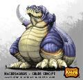 CKC - Macrosaurus