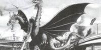 King Ghidorah (Showa)/Gallery