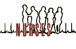 Nurses TV series Large logo
