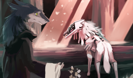 File:Rain and Zyn in Northern forest.png