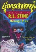 Revenge R Us - Indonesian Cover - Burung Gagak Bertuah