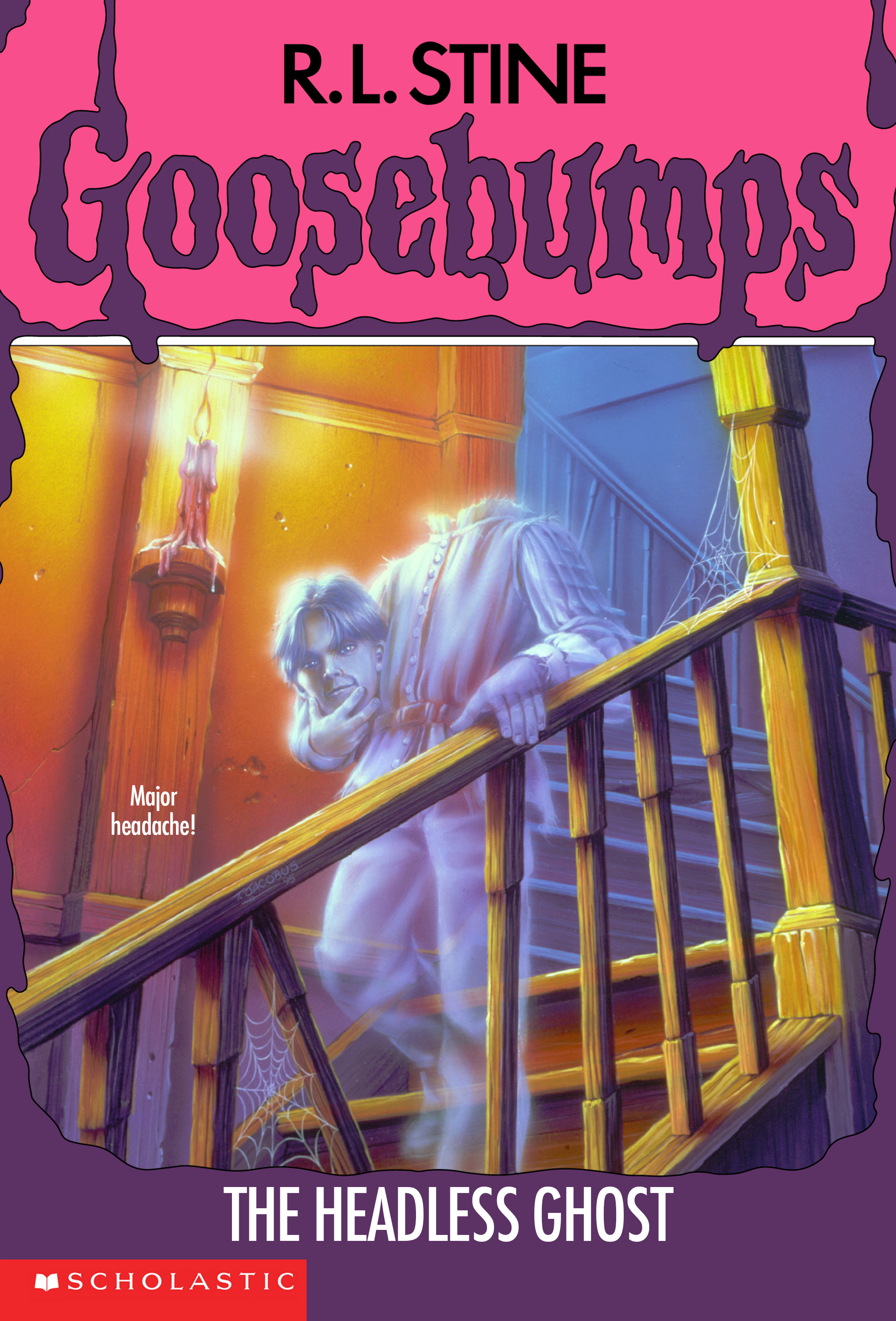 The Headless Ghost | Goosebumps Wiki | FANDOM powered by Wikia  The Headless Gh...