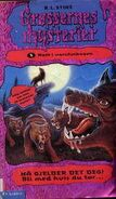 Night in Werewolf Woods - Norwegian Cover - Natt i varulvskogen