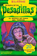 Welcome to the Wicked Wax Museum - Spanish Cover - El museo de cera del terror
