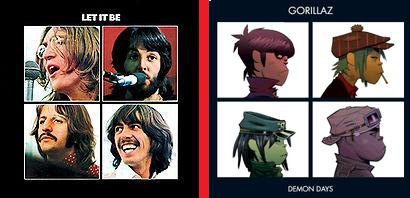 Gorillaz Demon Days Wallpapers 86924 Applestory