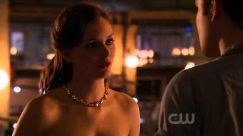 "Gossip Girl 4x02 ""Double Identity"" Chuck Blair Scene"