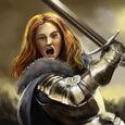 Sworn Sword Female In Full Plate