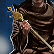 Yellow Gold Archmaester Staff