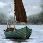 Jorah's Stolen Boat
