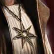 Seven-Pointed Star Necklace