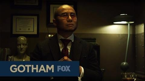 """GOTHAM Tribulations from """"Wrath of the Villains Mr. Freeze"""""""