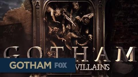 GOTHAM Welcome To The Rise Of The Villains