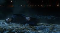 Theo Galavan's corpse