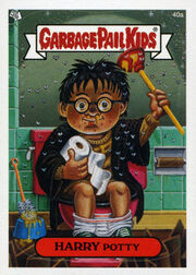 Harry potter GPK