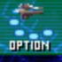 Option Blue Gradius Galaxies