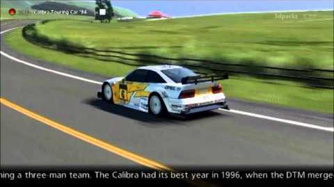 Opel Calibra Touring Car '94