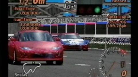 CGRHD reviews GRAN TURISMO 2 Part 4, High Speed Ring