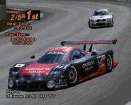 Nissan R390 GT1 Race Car '97