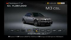 BMW M3 CSL '03