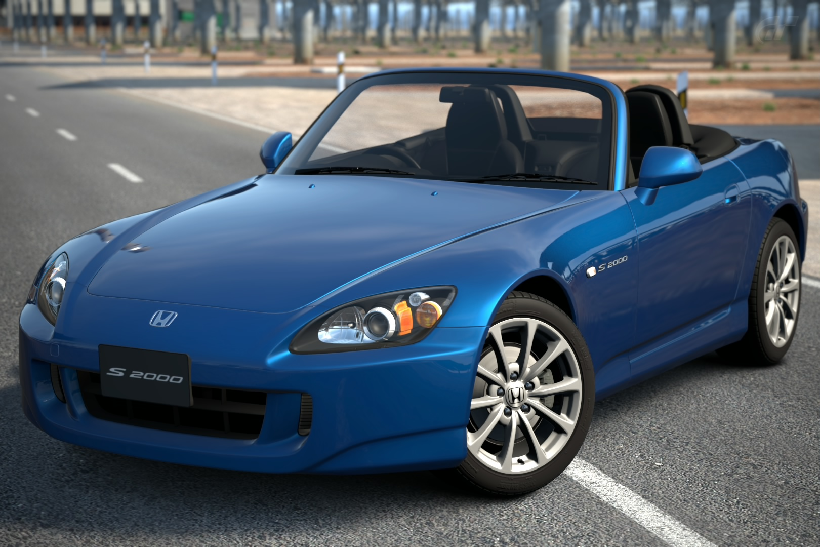 honda s2000 39 06 gran turismo wiki fandom powered by wikia. Black Bedroom Furniture Sets. Home Design Ideas