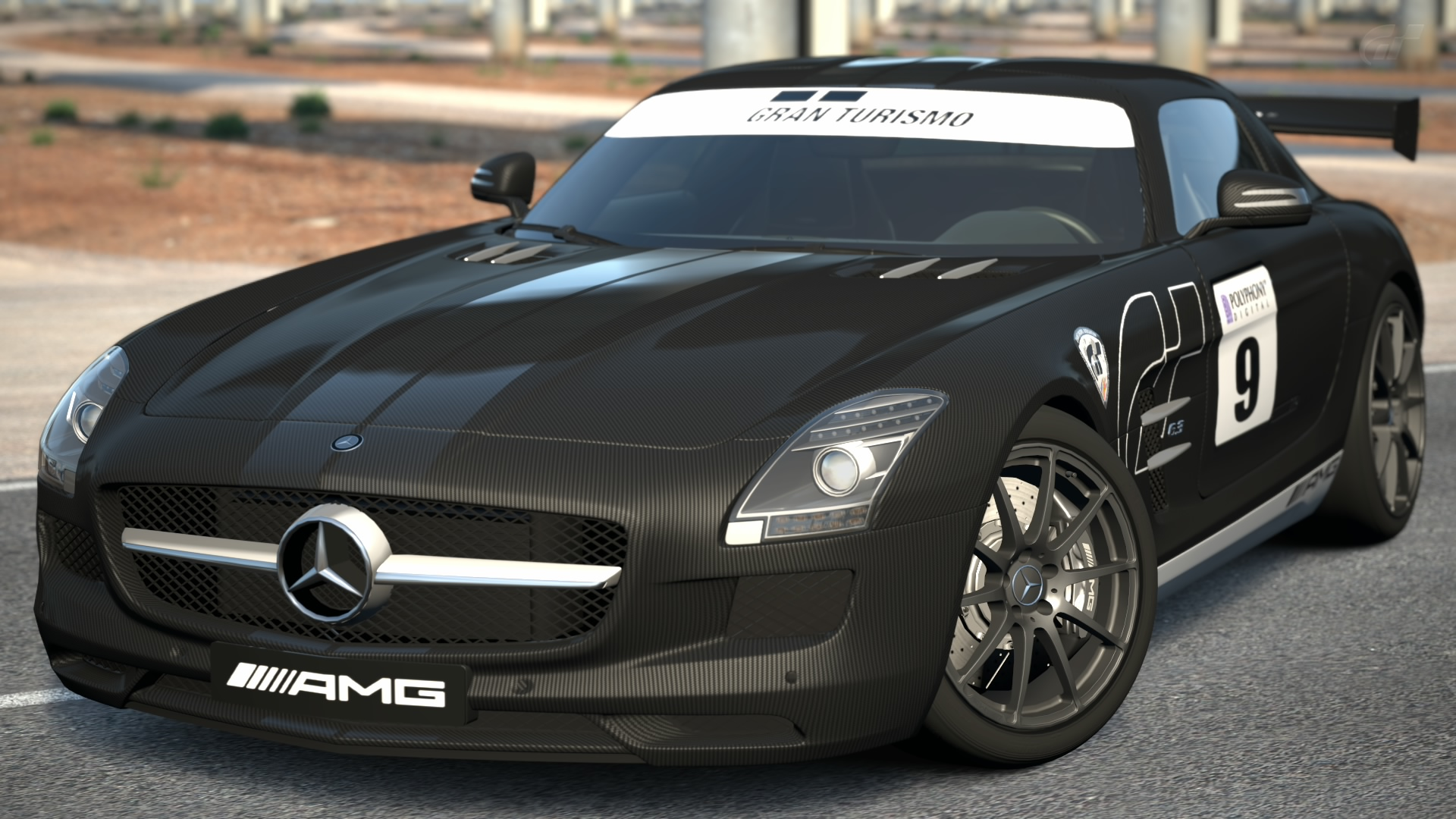 mercedes benz sls amg stealth model gran turismo wiki fandom powered by wikia. Black Bedroom Furniture Sets. Home Design Ideas
