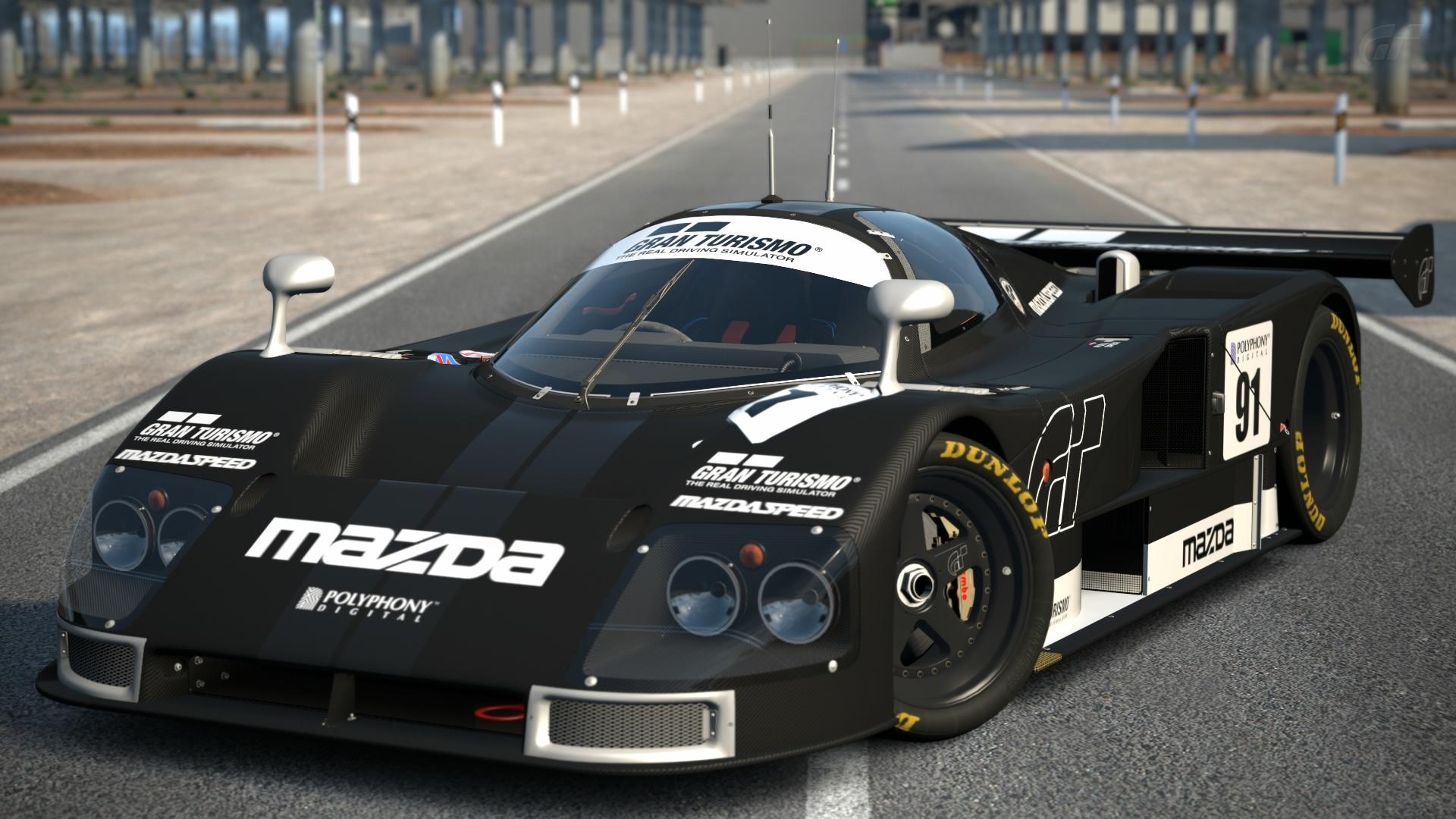 Mazda 787b Stealth Model Gran Turismo Wiki Fandom