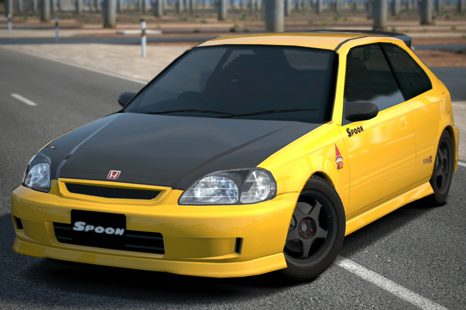 Spoon Civic Type R Ek 00 Gran Turismo Wiki Fandom