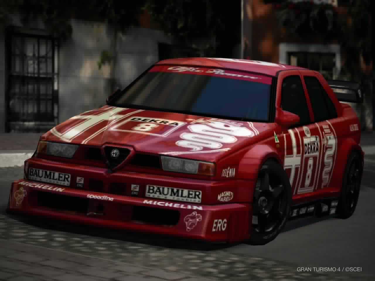 Alfa Romeo Giulia Wiki >> Alfa Romeo 155 2.5 V6 TI '93 | Gran Turismo Wiki | FANDOM powered by Wikia