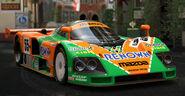 Mazda 787B Race Car '91 (Premium)