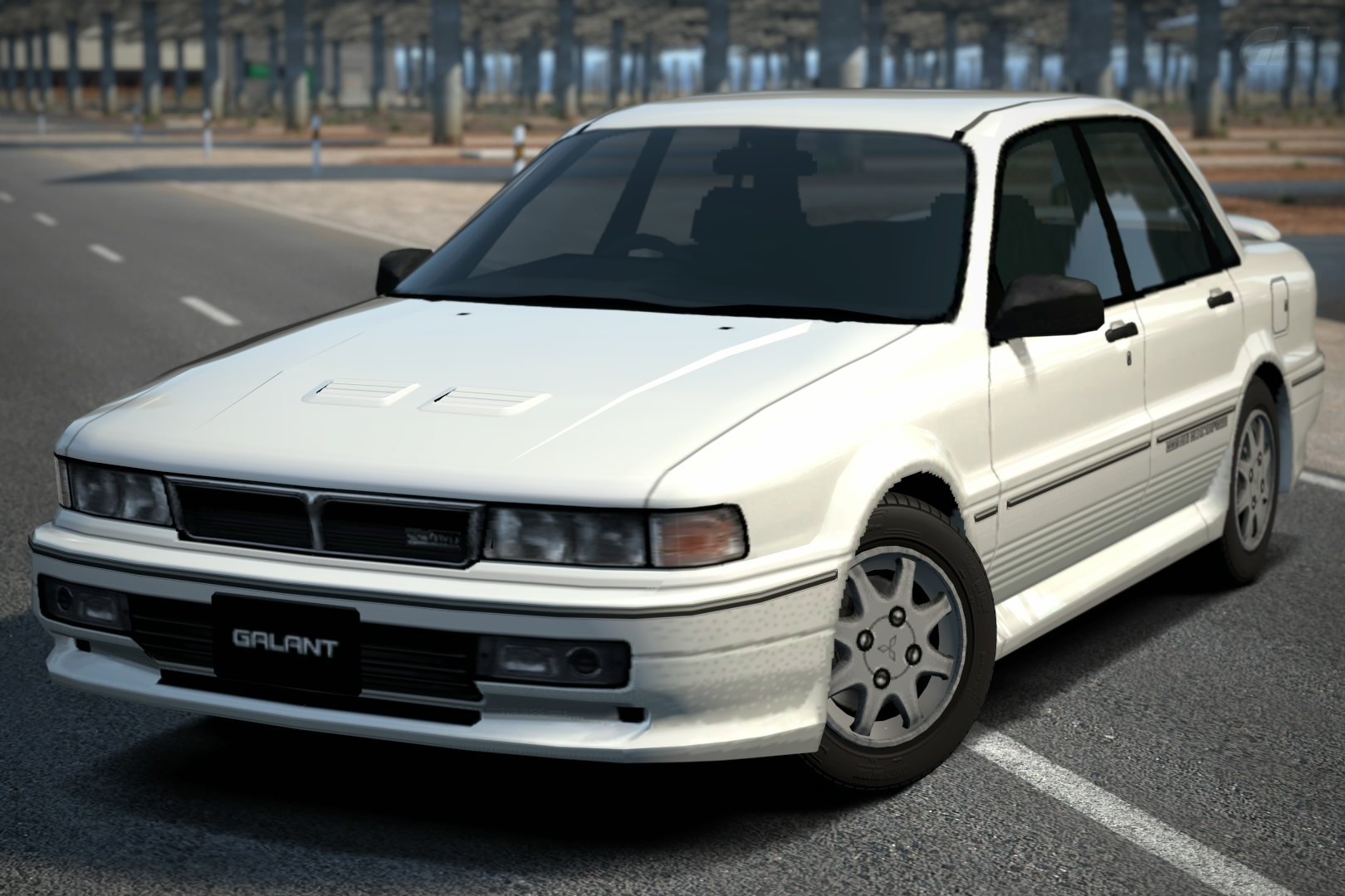 Mitsubishi Galant 2 0 Dohc Turbo Vr 4 89 Gran Turismo
