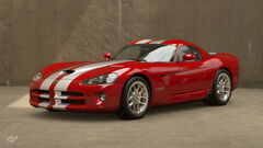 Dodge Viper SRT-10 Coupe '06