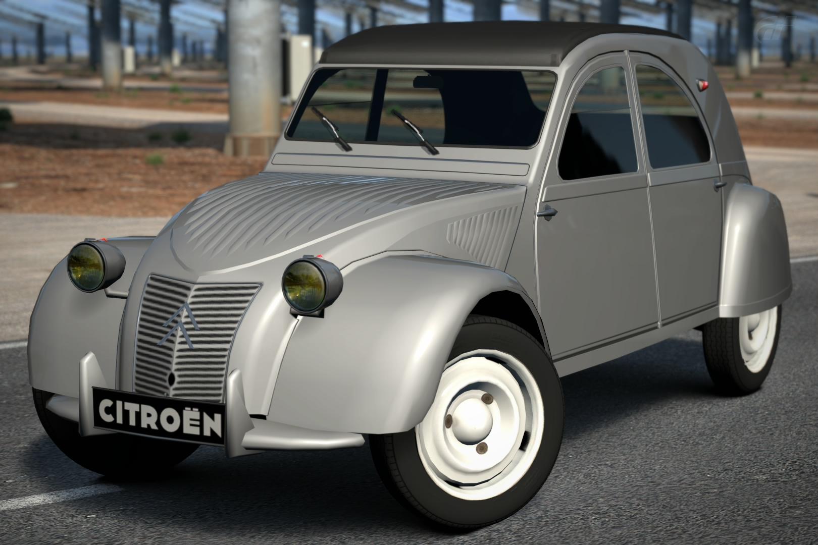 Citro 235 N 2cv Type A 54 Gran Turismo Wiki Fandom