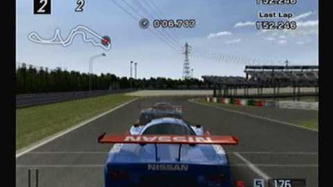 Gran Turismo 4, 308 of 708 cars 1998 Nissan R390 GT1 Race Car