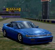 Nissan Sileighty (GT2)