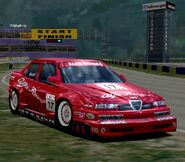 Alfa Romeo 155 Touring Car