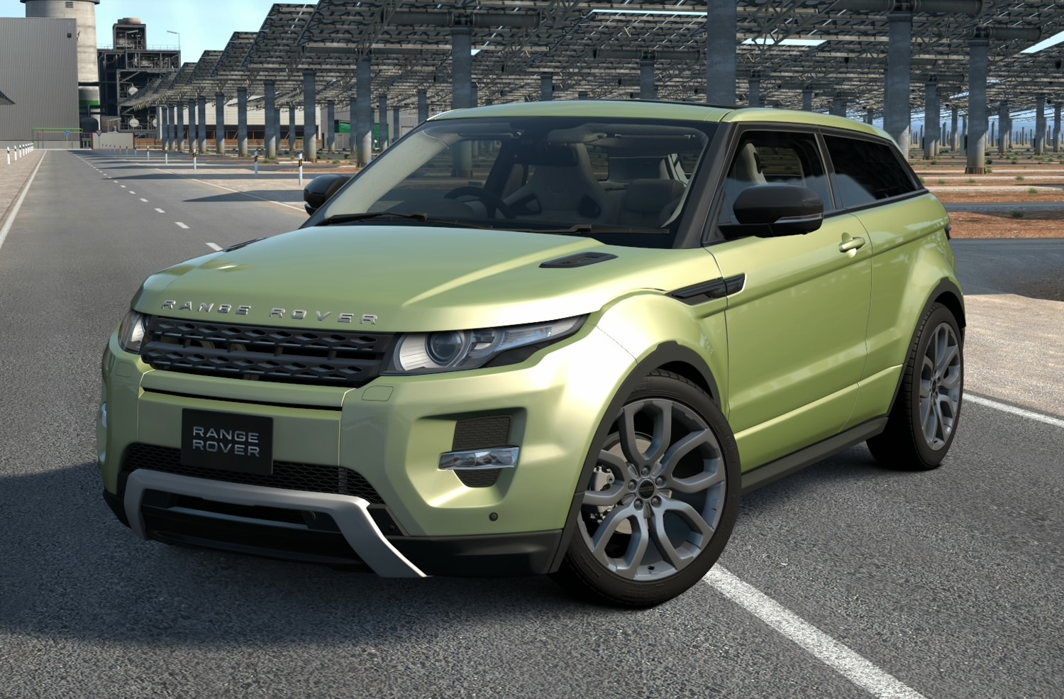 land rover range rover evoque coupe dynamic 39 13 gran turismo wiki fandom powered by wikia. Black Bedroom Furniture Sets. Home Design Ideas