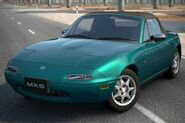 Mazda MX-5 SR-Limited (NA, J) '97