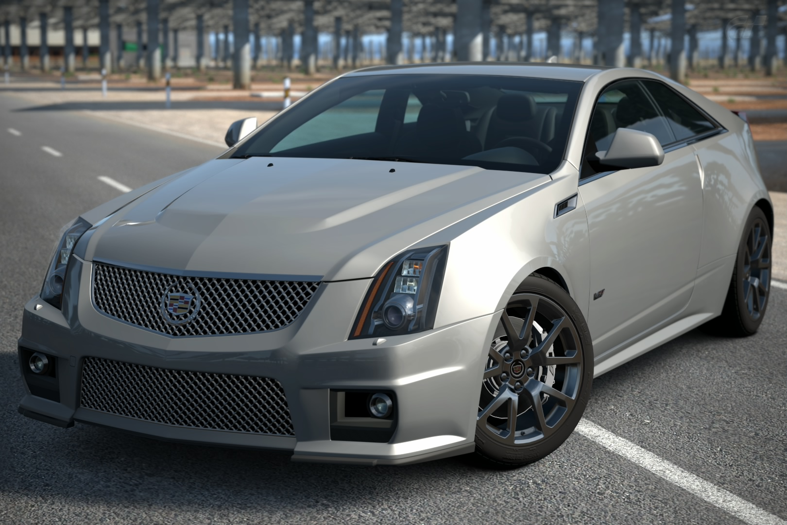 Cadillac CTSV Coupe 11  Gran Turismo Wiki  FANDOM powered by Wikia